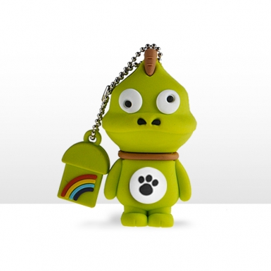 USB Tribe Animals Whattie the Hidden High Speed USB 2.0 Flash Drive 8GB - флаш памет 8GB