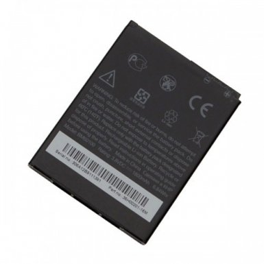HTC Battery BA-S890 (BM60100) 1800 mAh - оригинална резервна батерия за HTC One SV и Desire 500 (bulk)