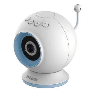 D-Link DCS-825L Wi-Fi Baby Camera - WiFi бебефон за iOS и Android