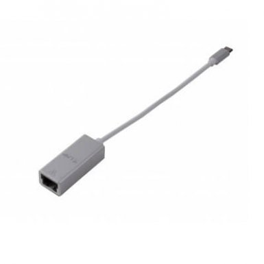 LMP USB-C to Gigabit Ethernet Adapter - Ethernet адаптер за MacBook и компютри с USB-C (сребрист)