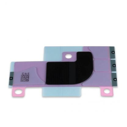 OEM Antistatic Battery Adhesive Strip - самозалепяща се антистатична лента за батерията на iPhone 11 (1 брой)